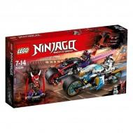 Lego Ninjago Yılan Jaguar'ın Sokak Yarışı