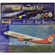 MODEL UÇAK  1144  AIRBUS A320 ETIHAD AIRWAYS