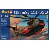 MODEL UCAK CH-53G 1:144  SİKORSKY