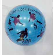PLASTİK FUTBOL TOPU